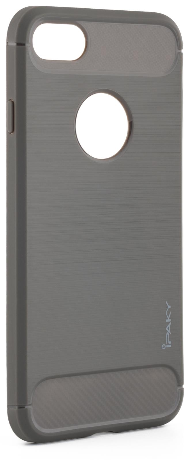 Купить Чохол iPaky для iPhone 7 - slim TPU сірий, iPaky Iphone 7 slim TPU Grey