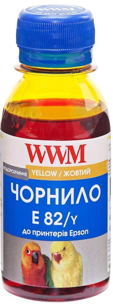 Купить Чорнило WWM Epson Stylus Photo T50/P50/PX660 E82/Y-2 жовте