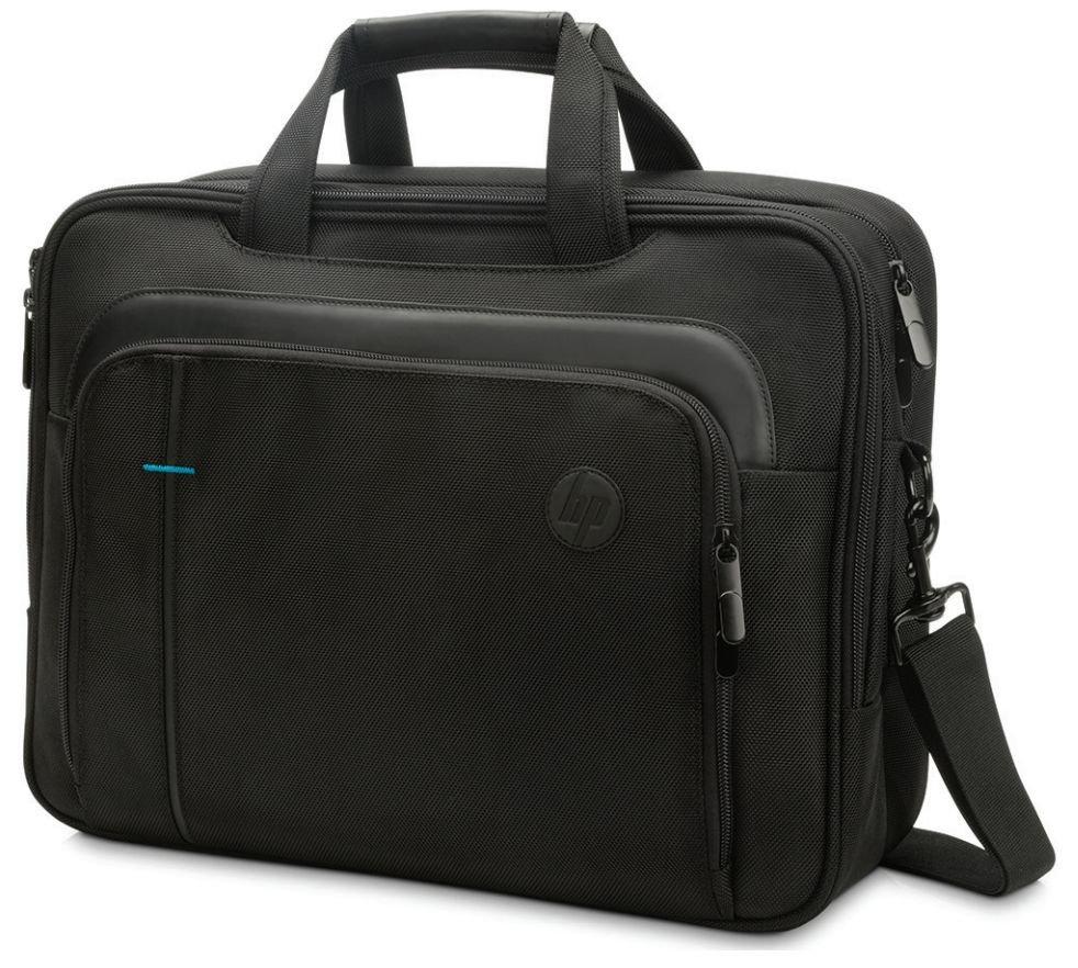 Купить Сумка для ноутбука HP SMB Topload Case чорна, T0F83AA, Hewlett-Packard