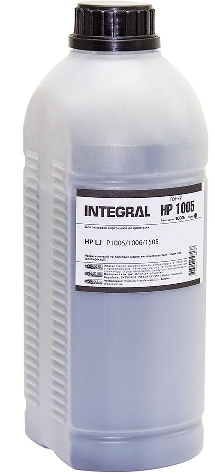 Купить Тонер INTEGRAL HP P1005/1006/1505 чорний, 12300213-1