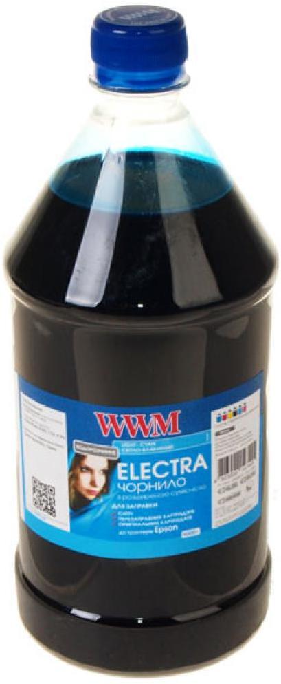 Купить Чорнило WWM EU/LC-4 Epson Universal ELECTRA Light Cyan