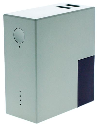Купить Батарея універсальна Solove W2 Travel Charger and Battery 5000mAh Light Green (W2 Light Green)