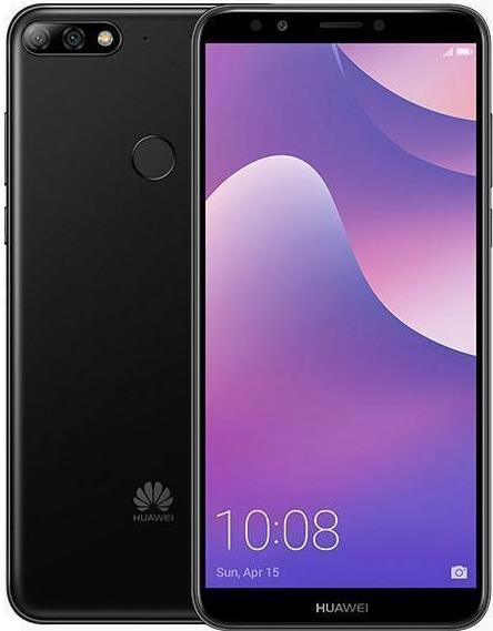 Купить Смартфон Huawei Y7 Prime 2018 3/32GB LDN-L21 Black (51092JHA)