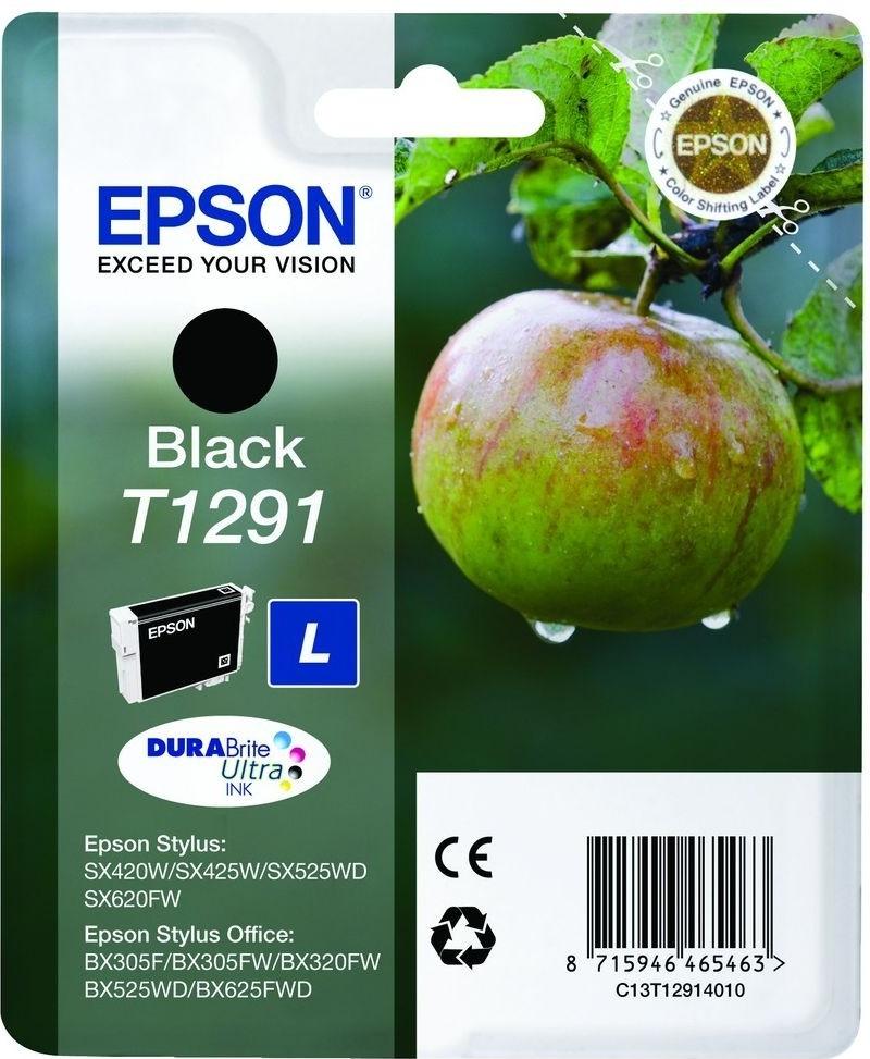 Купить Картридж Epson St SX420W/425W Large Black new, C13T12914012
