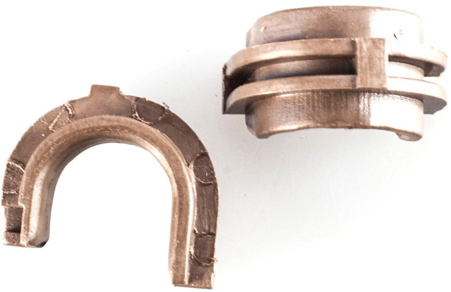 Втулка гумового валу Patron for HP P2035 комплект Premium, BUSH-HP-P2035-PNP  - купить со скидкой