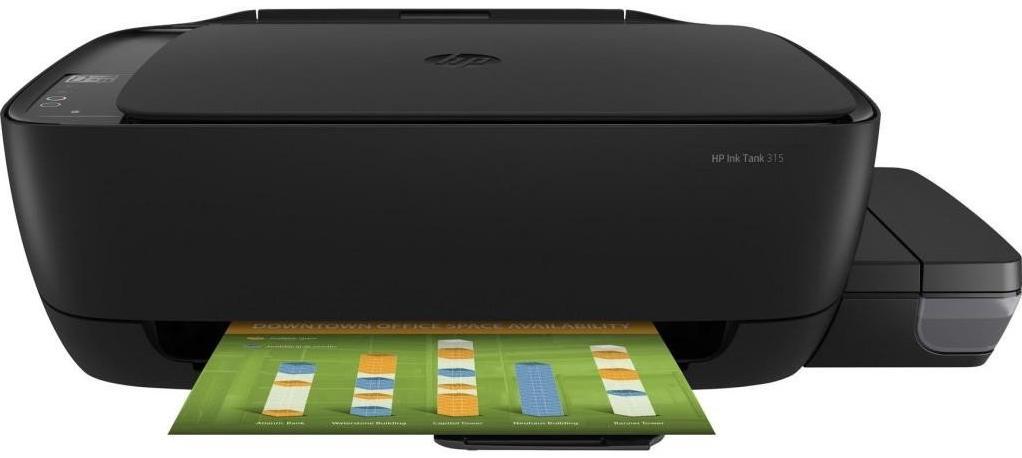 Купить Принтери та БФП, Багатофункціональний пристрій Hewlett-Packard Ink Tank 315 (Z4B04A)