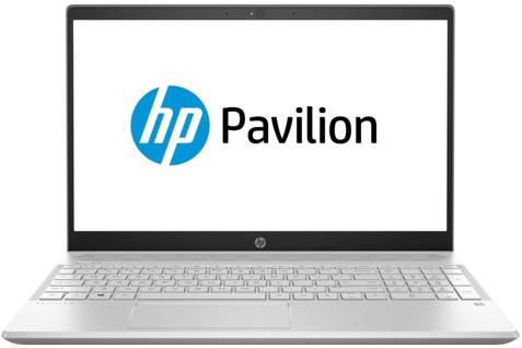 Купить Ноутбуки, Ноутбук HP Pavilion 15-cw1013ua 8RV27EA Silver
