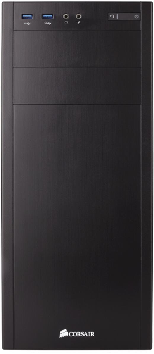 Купить Корпус для ПК Corsair Carbide 100R Silent Edition Black (CC-9011077-WW)