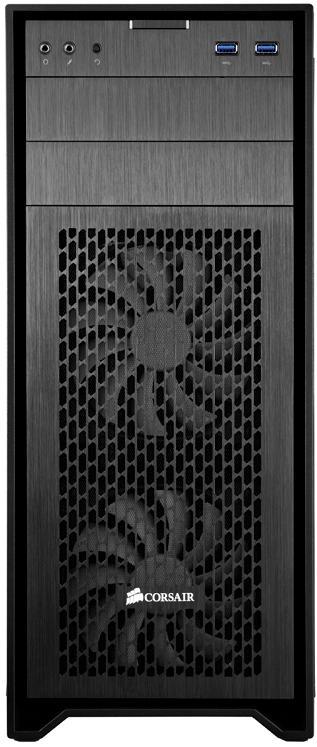 Купить Корпус для ПК Corsair Obsidian 450D Black (CC-9011049-WW)