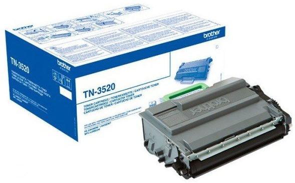 Купить Картридж Brother HL-L6400DW, MFC- L6900DW 20k, TN3520P