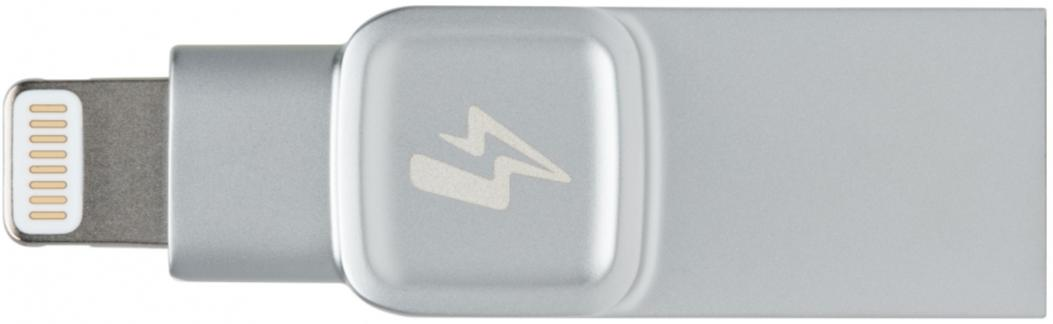 Купить Flash пам'ять, Флешка USB Kingston DataTraveler Bolt Duo 128GB C-USB3L-SR128-EN