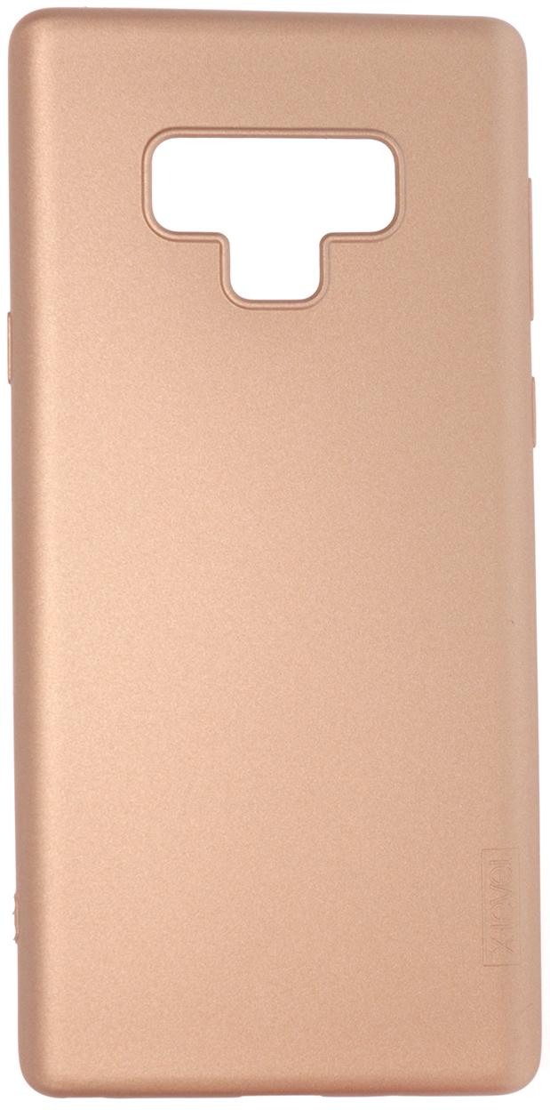 Купить Аксесуари для мобільних телефонів, Чохол X-LEVEL for Samsung Note 9 - Guardian Series Gold, КТС242711