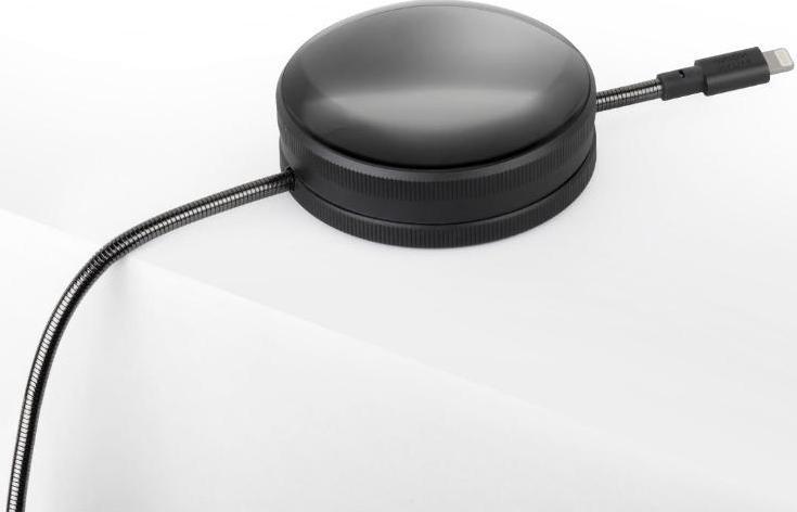 Купить Кабель Native Union AM / Lightning 2m Black (DOME-L-BLK-TD)