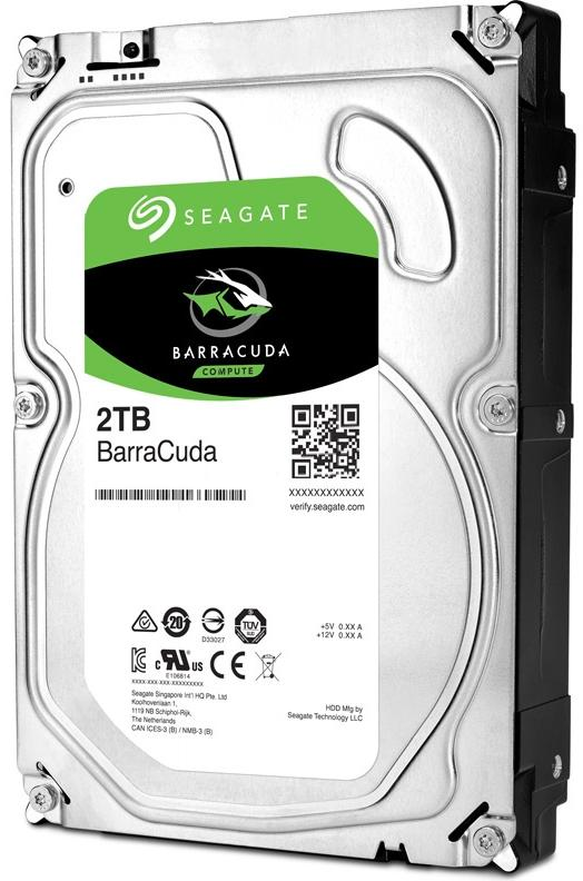 Купить Жорсткий диск Seagate Barracuda 2TB ST2000DM008