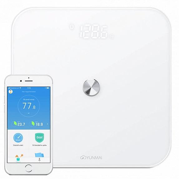 Купить Смарт-ваги YUNMAI SE Smart Scale White (M1680)