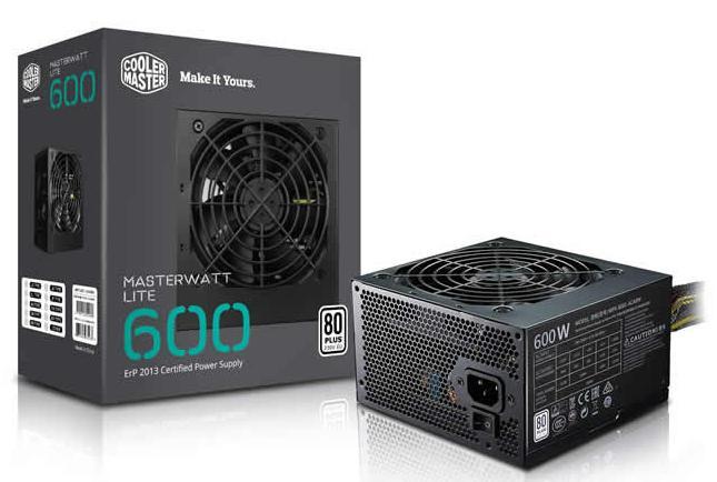Купить Блок живлення Cooler Master MPX-6001 600W (MPX-6001-ACABW-EU)