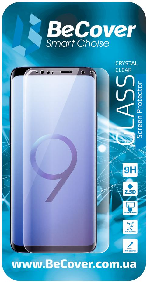 Купить Аксесуари для мобільних телефонів, Захисне скло BeCover 6D for Samsung Galaxy J6 2018 SM-J600 - Black (703140)