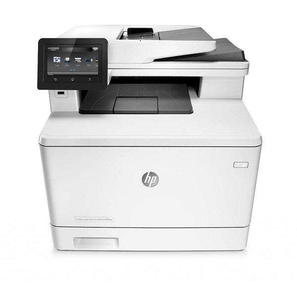 Купить Багатофункціональний пристрій Hewlett-Packard Color LJ Pro M377fdw with Wi-Fi (M5H23A)