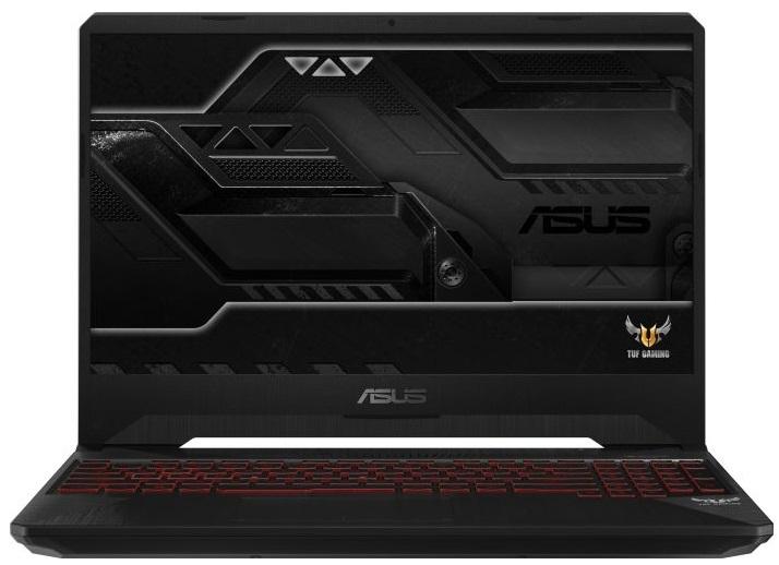 Купить Ноутбуки, Ноутбук ASUS TUF Gaming FX505GM-AL322 FX505GM-AL322 Black