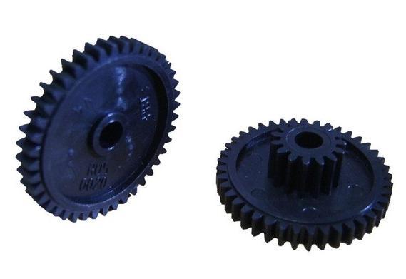 Купить ЗІП для принтерів, копірів, Шестерня вузла закріплення 15T/41T АНК HP LJ 4200/4300, 23030, AHK