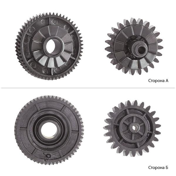 Купить ЗІП для принтерів, копірів, Шестерня редуктора АНК HP LJ P1005/1102/M1132, 20291, AHK