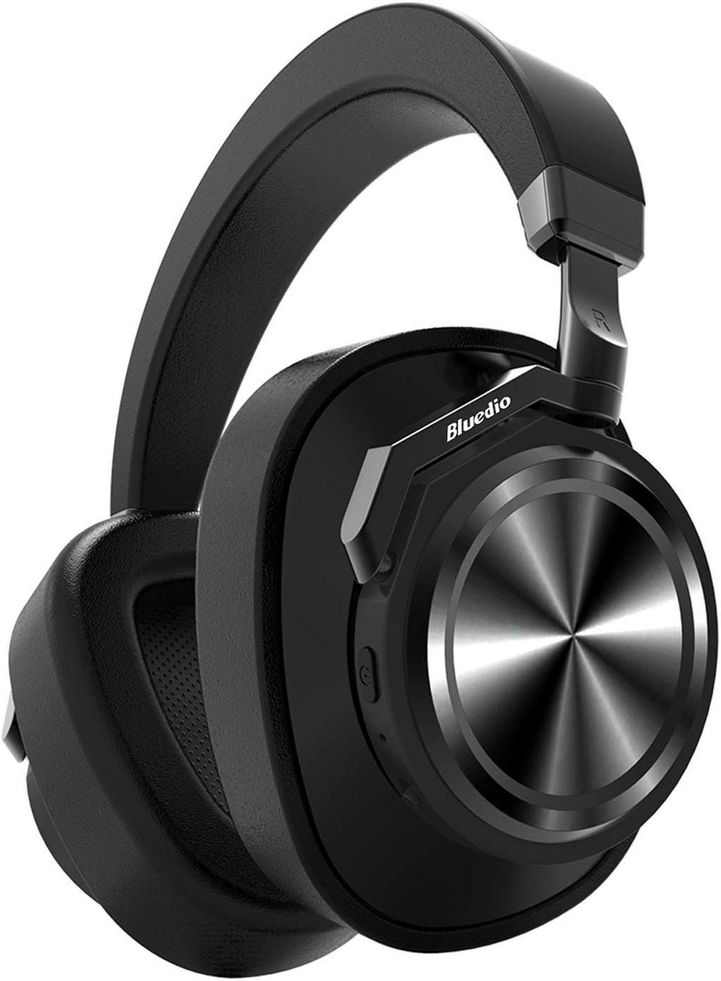 Купить Навушники та гарнітури, Гарнітура Bluedio T6 Black