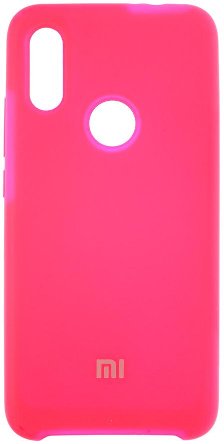 Чохол HiC for Xiaomi Redmi 7 - Silicone Case Raspberry Red  (SCXR7-37)