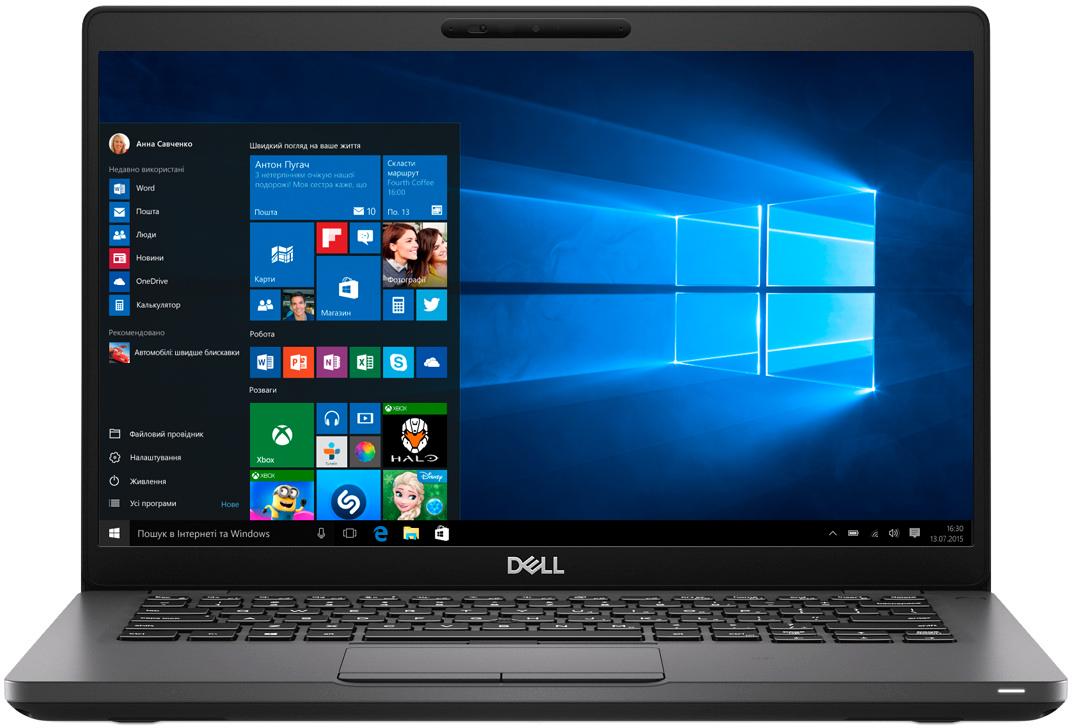 Ноутбуки, Ноутбук Dell Latitude 5400 N020L540014ERC_W10 Black  - купить со скидкой