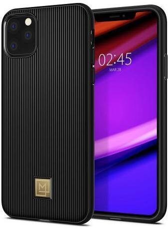 Купить Аксесуари для мобільних телефонів, Чохол Spigen for iPhone 11 Pro - La Manon Classy Black (077CS27120)