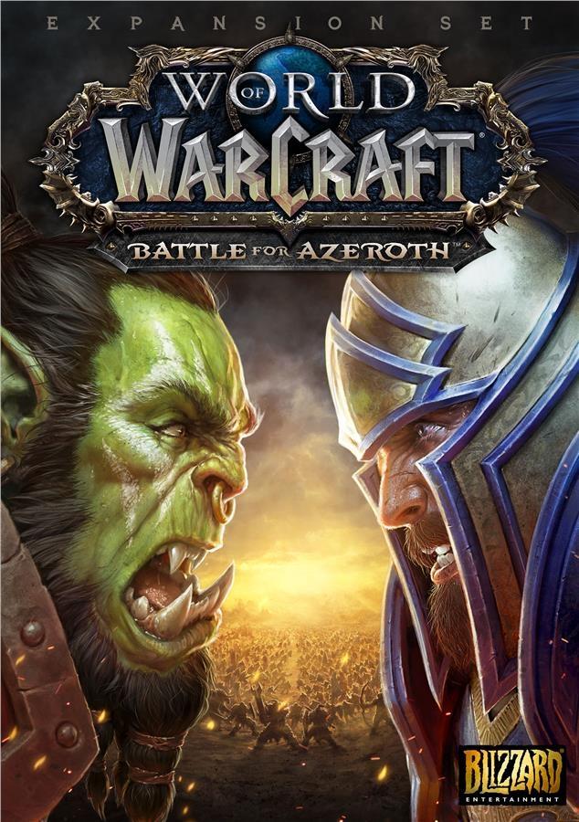 Купить Ігри, Гра World of Warcraft 8.0 [PC] DVD-диск, 73041EN, Games Software