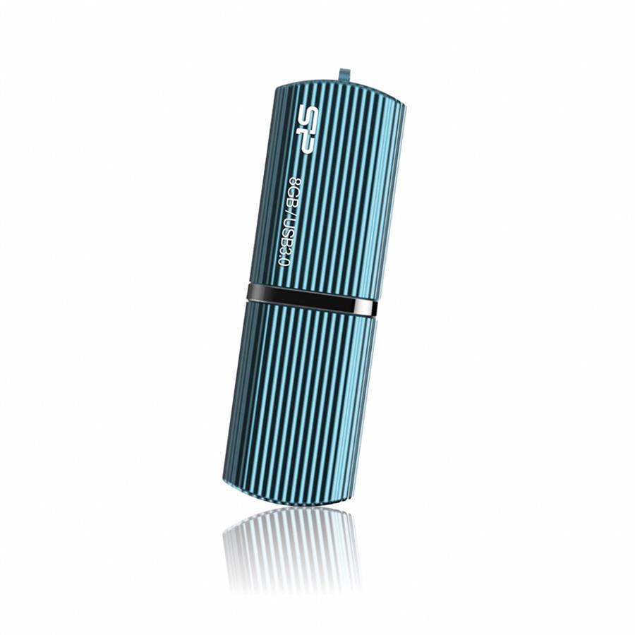 Купить Флешка USB Silicon Power Marvel M50 8GB SP008GBUF3M50V1B Blue