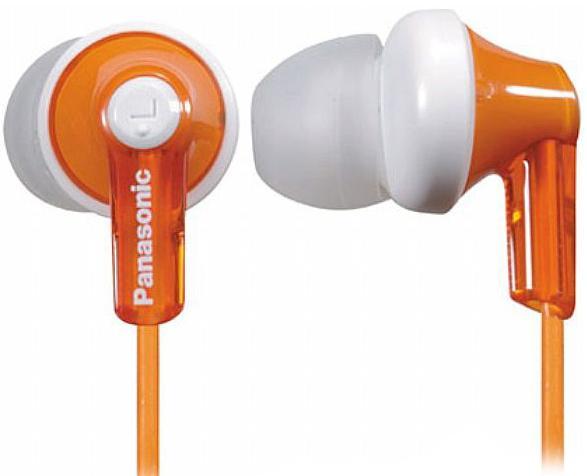Купить Навушники Panasonic RP-HJE118GU-D Orange