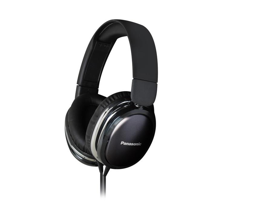 Наушники Panasonic RP-HX350E-K черные – купить в интернет-магазине ... 4b9b4a70b2a4b