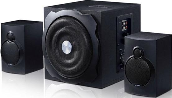 Купить Колонки F&D A521 чорні, A521_black