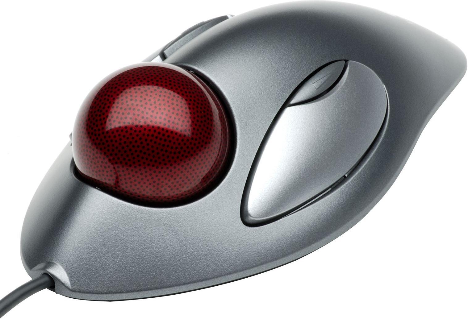 Купить Миші, Трекбол Logitech Trackman Marble сірий, 910-000808