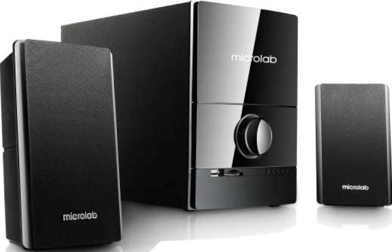 Купить Акустична система Microlab M-500U чорна