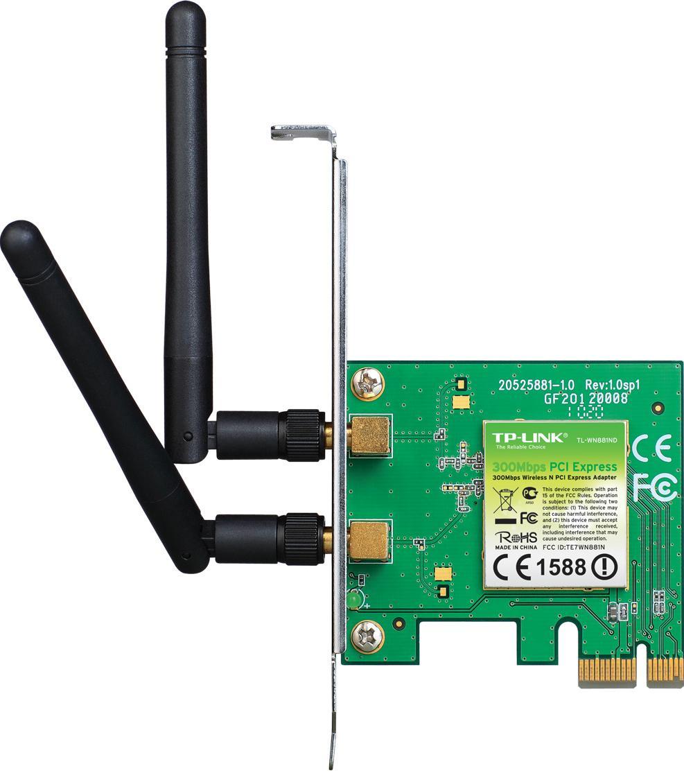 Купить WiFi-адаптер TP-Link TL-WN881ND