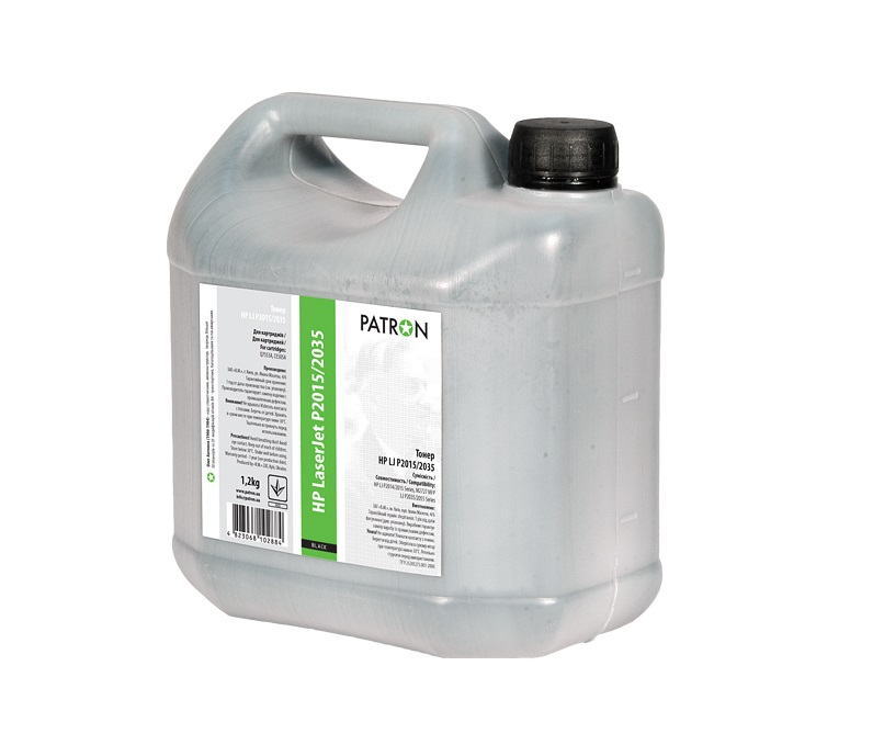 Купить Тонер PATRON HP LJ P2015/2035 чорний, T-PN-HLJP2015-1.2