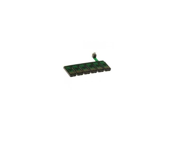 Купить Планка з чіпами Epson Stylus T50, T59, TX650, TX659, TX700W, TX710W, TX800FW (CH.0242), WWM
