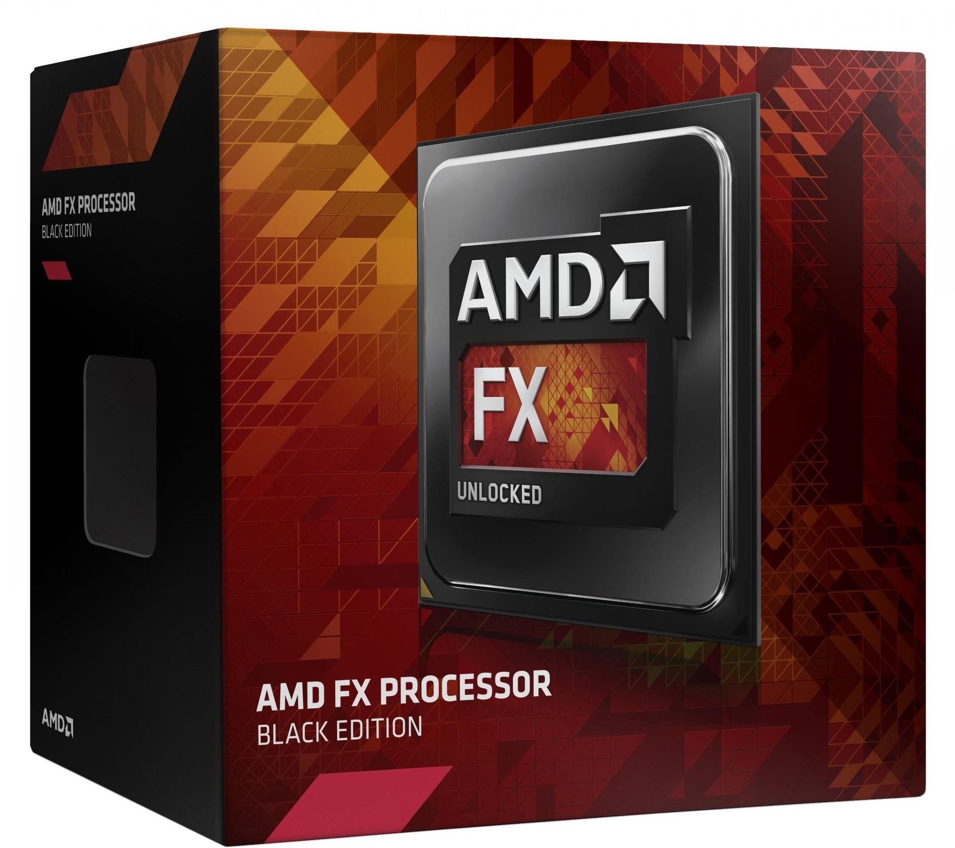 Купить Процесор AMD FX-8370 (FD8370FRHKBOX) BOX