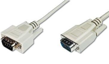 Купить Кабель Digitus VGA / VGA 5 м білий, AK-310100-050-E