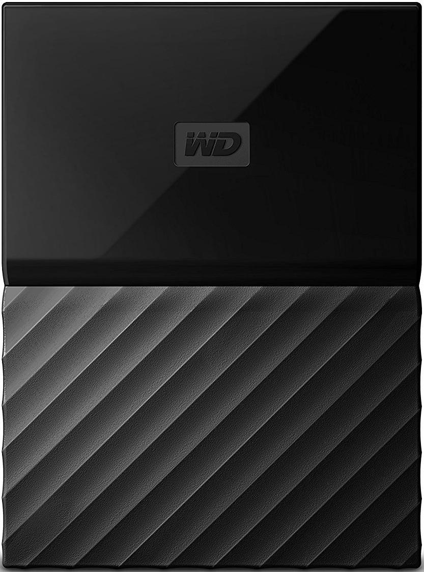 Купить Зовнішній жорсткий диск Western Digital My Passport 1 ТБ чорний, WDBYNN0010BBK-WESN