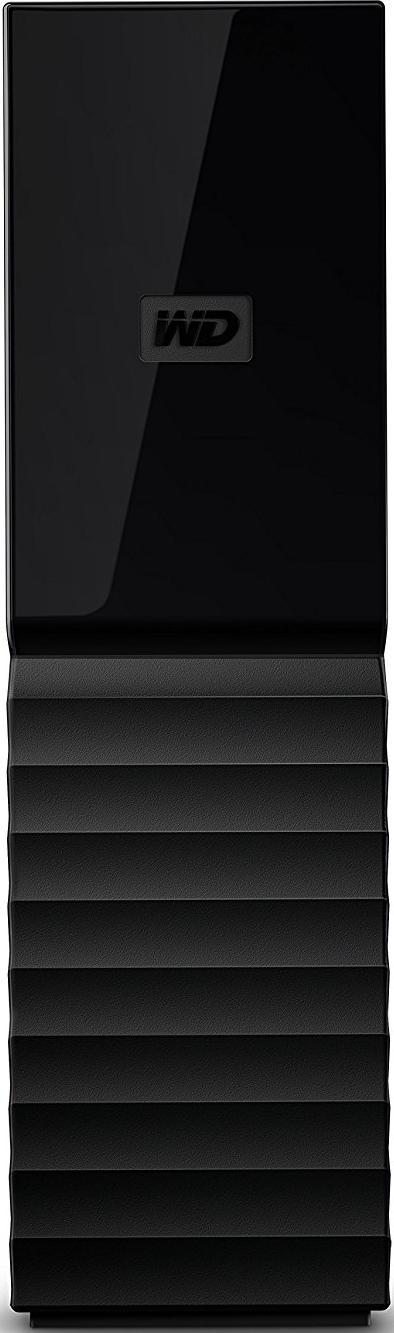 Купить Зовнішній жорсткий диск Western Digital MyBook 3 ТБ чорний, WDBBGB0030HBK-EESN