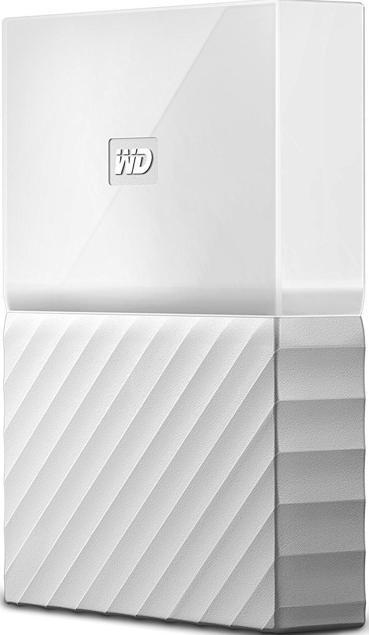 Купить Зовнішній жорсткий диск Western Digital My Passport 3 ТБ білий, WDBYFT0030BWT-WESN