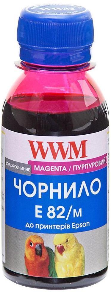 Купить Чорнило WWM Epson Stylus Photo T50/P50/PX660 E82/M-2 малинове