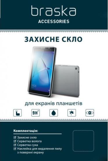 Купить Захисне скло Braska for Samsung Tab A 7 SM-T285 (BRS-SA285GL)