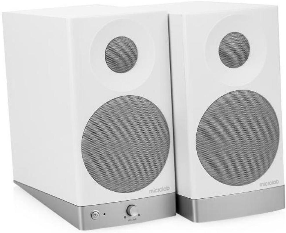Купить Колонки Microlab FC-30 White