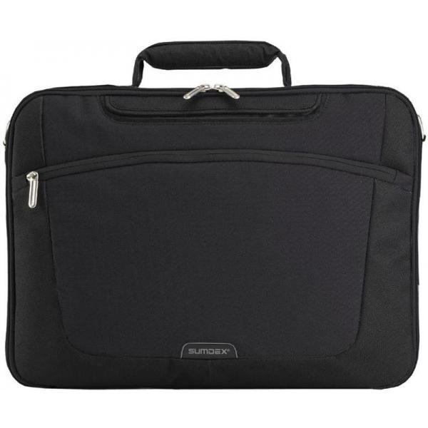 Купить Сумка для ноутбука Sumdex PON-301JB Black