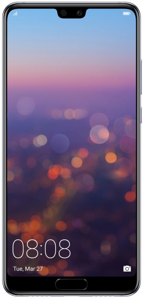 Купить Смартфон Huawei P20 4/64GB Black (P20 4/64 Black)
