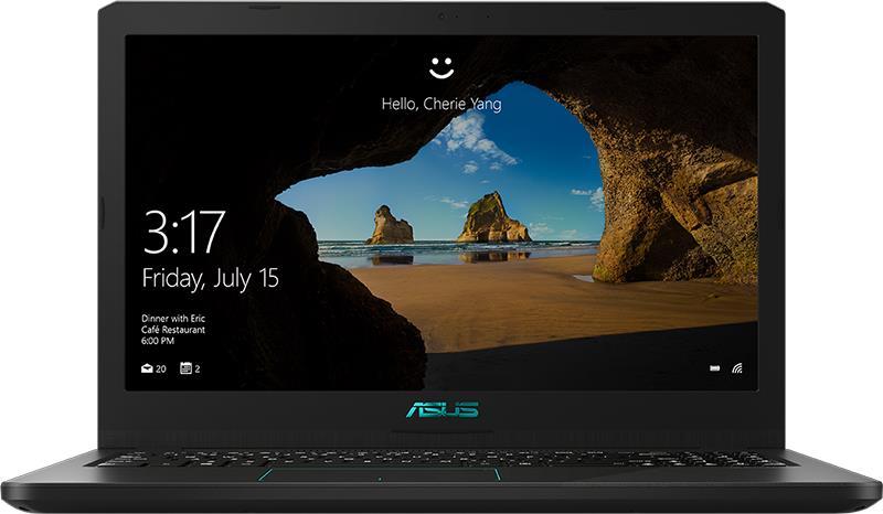 Купить Ноутбук ASUS X570UD-E4182T Black
